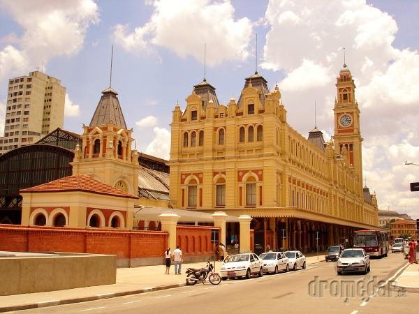 Luz Station, São Paulo
