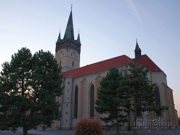 Konkatedrála sv. Mikuláša v