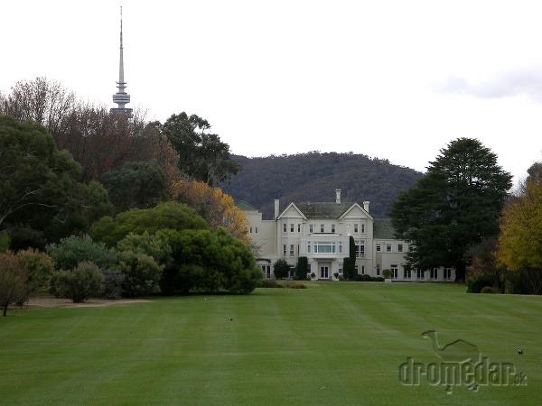 Vládny dom, Austrália