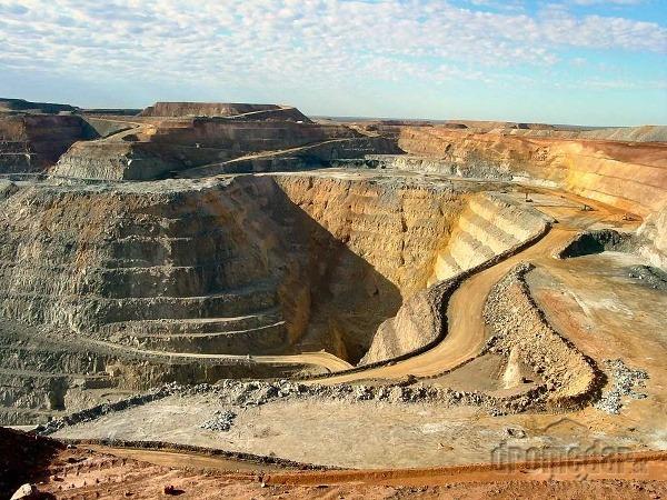 Kalgoorlie's Super Pit, Austrália