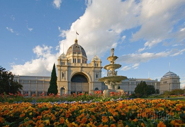 Royal Exhibition Building v