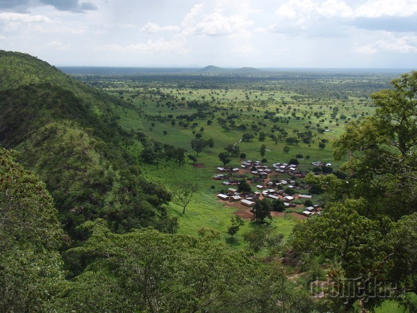 Pohorie Atakora, Benin