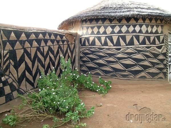 Tradičná dekorácia domov v