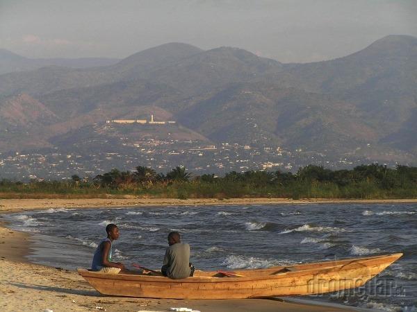 Jazero Tanganyika, Burundi