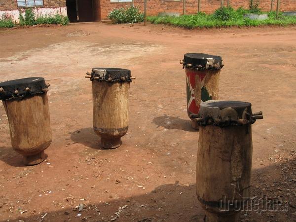 Bubny z Gitega, Burundi