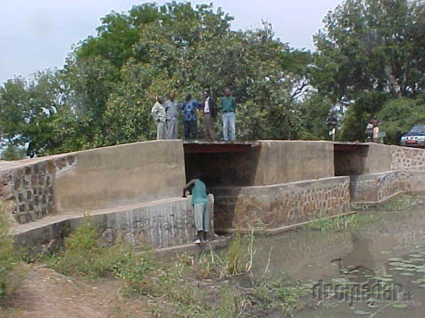 Most na rieke Bragoto,