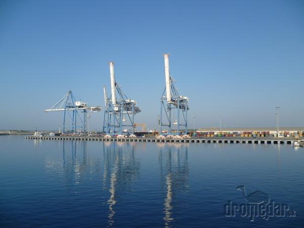 Prístav Limassole, Cyprus