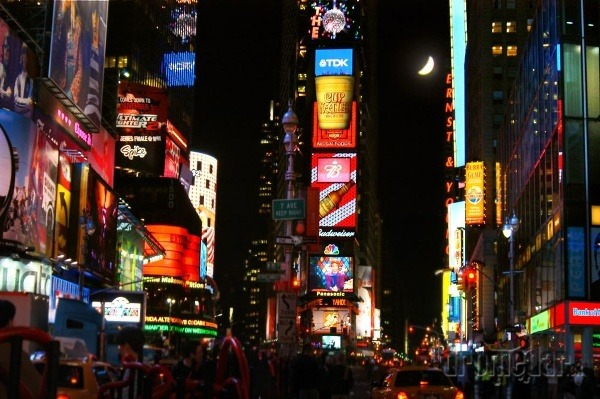 Times Square, Manhattan, New