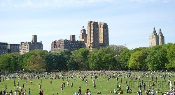 Central Park, Manhattan, New