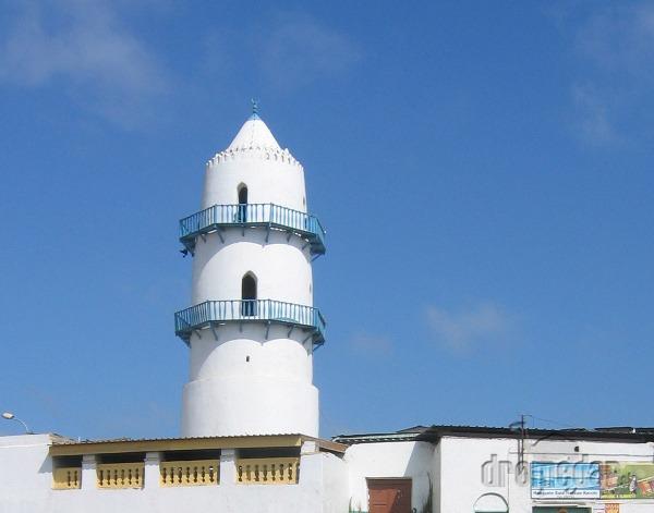 Mešita, Džibutsko