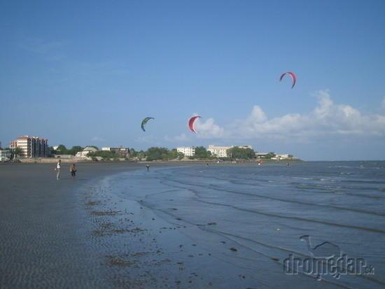 Pláž v Džibutsku