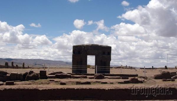 Tiwanaku, Bolívia