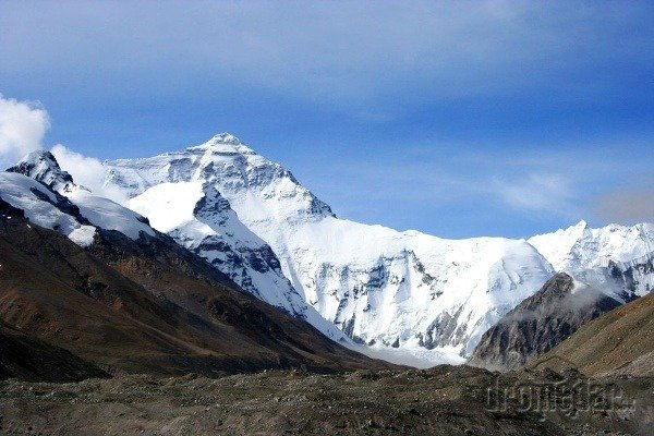 Mount Everest, Nepál
