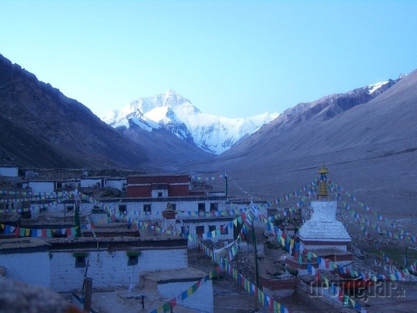Mount Everest, Nepál