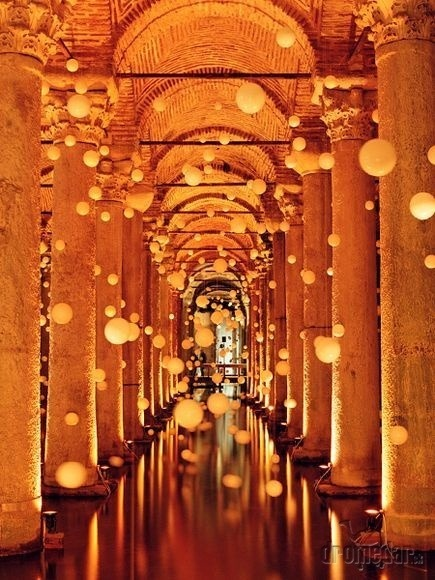Bazilika Cisterna, Istanbul, Turecko