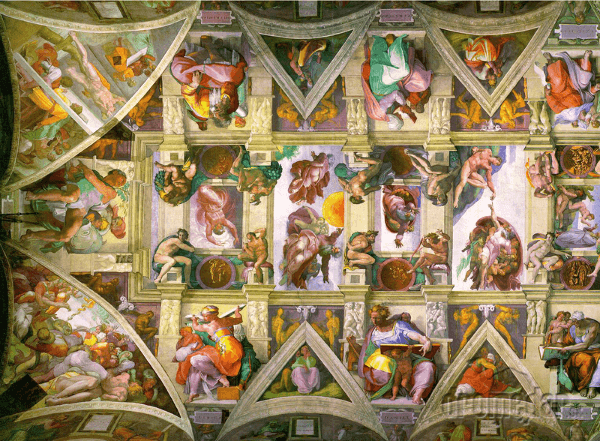 Sixtínska kaplnka