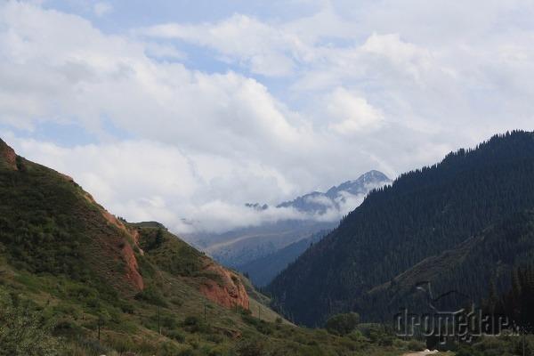Dolina Jeti Oghuz, Kirgizsko