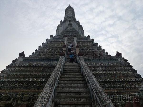 Wat Arun, Thajsko