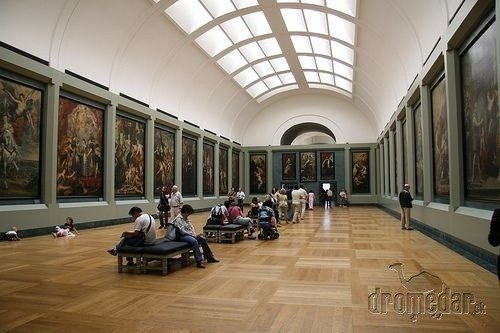 Louvre, Paríž