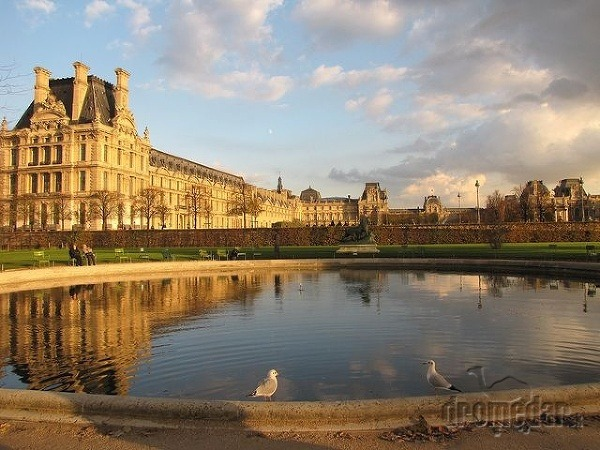 Lovre, Paríž