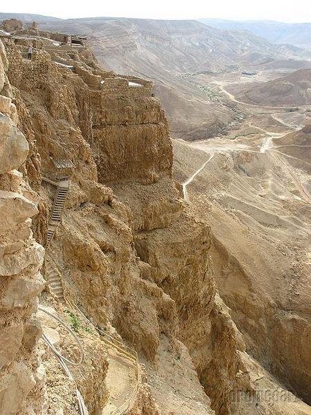Mesada, Izrael