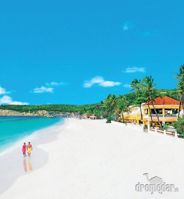 Piesčité pláže všetkého druhu
