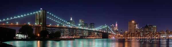 Brooklyn Bridge, New York,