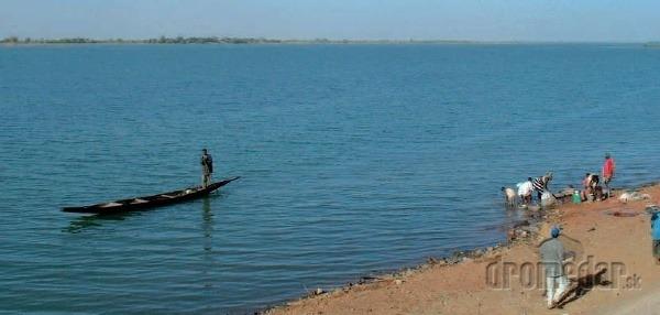 Rieka Niger preteká južnou