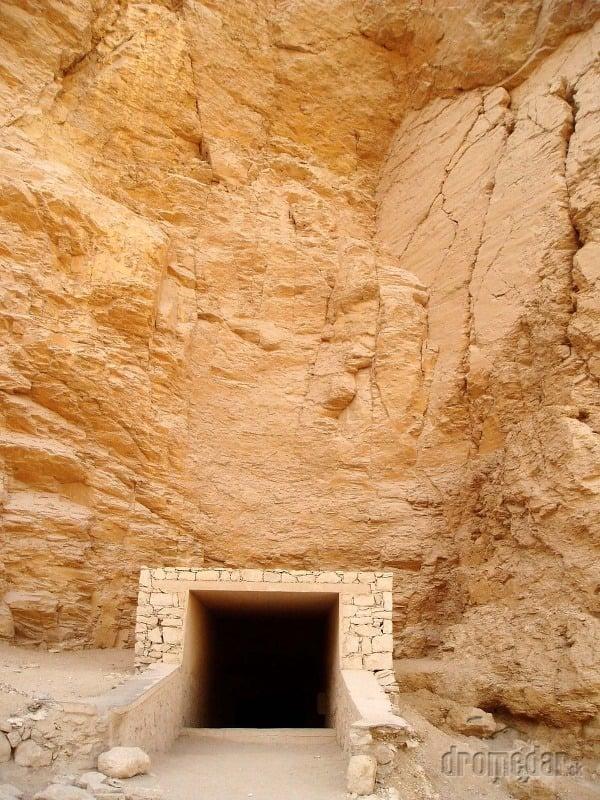 Údolie kráľov, Egypt