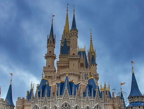 Disneyland Magic Kingdom, Orlando,