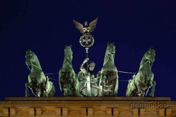 Brandenburská brána