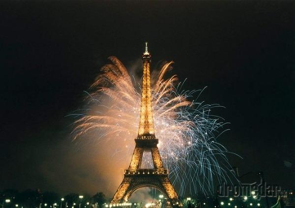 Eiffelova veža, Paríž, Francúzsko
