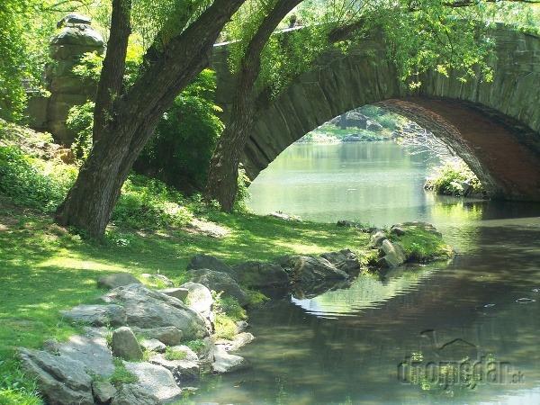 Centrálny park, New York
