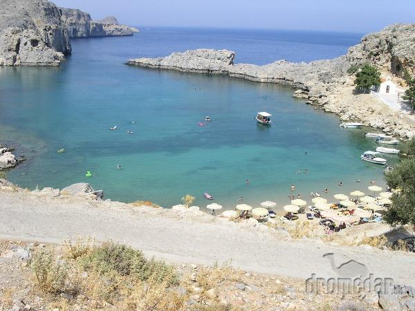 Rhodos, Grécke ostrovy