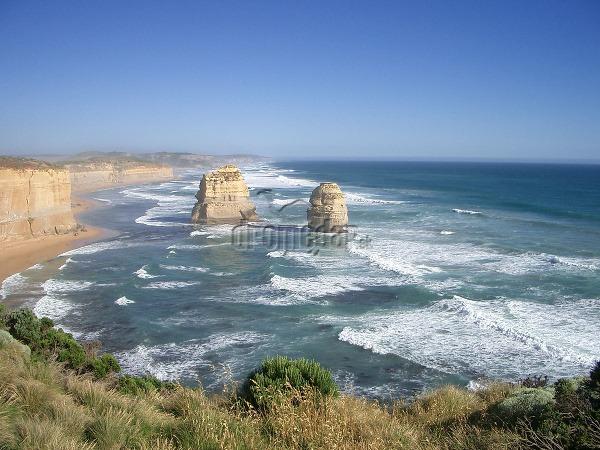 12 Apoštolov, Veľká oceánska