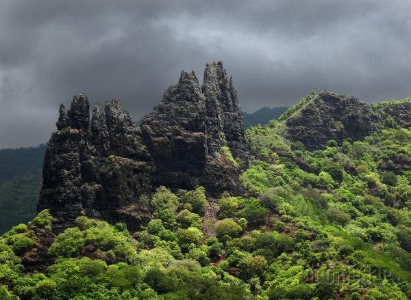 Nuku Hiva, Markézske ostrovy,