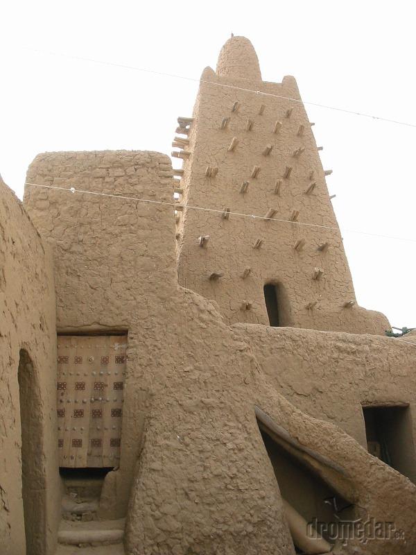 Mešita Djingareyber, Timbuktu, Mali