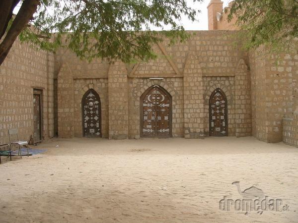 Mešita Sankore, Timbuktu, Mali