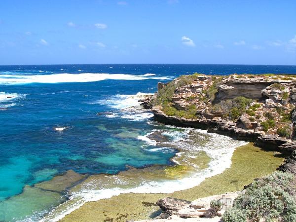 Ostrov Rottnest, Západná Austrália