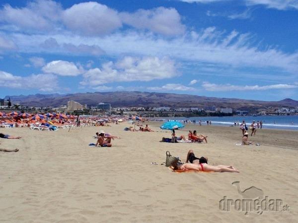 Gran Canaria, Kanárske ostrovy,