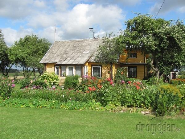 Tradičný litovský dom, Litva