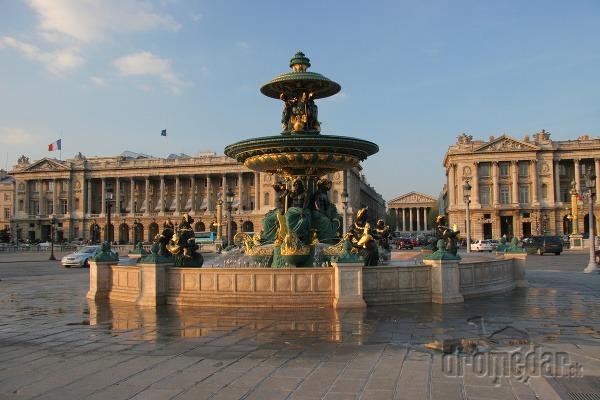 Place de la Concorde,