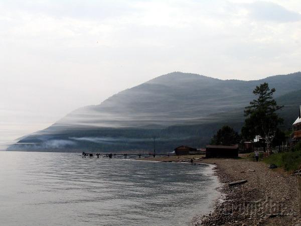 Bajkalské jazero, Sibír, Rusko