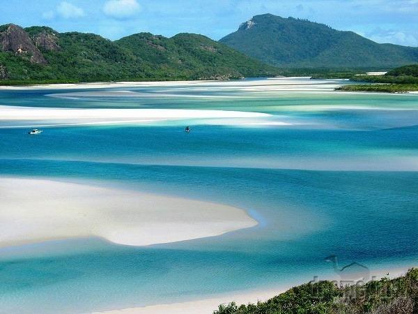 Whitsunday Islands, Austrália