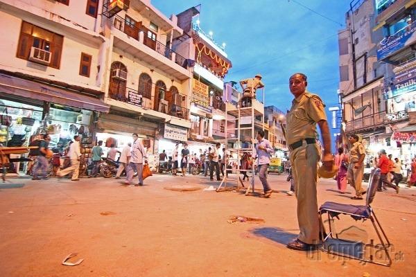Paharganj, Dillí, India
