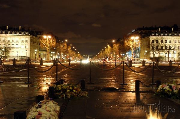 Champs-Élysées, Paríž