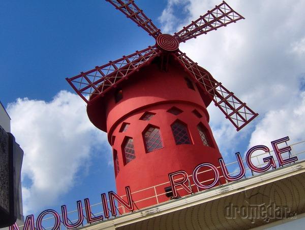 Moulin Rouge, Paríž