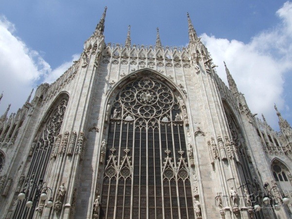 Milánsky dóm, Miláno