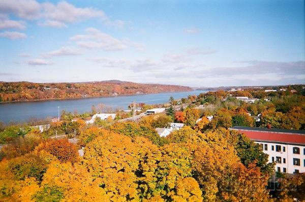 Údolie rieky Hudson, Spojené