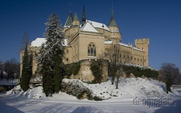 Vianoce na Bojnickom zámku